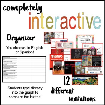 Dates and Times Interpretive Reading Online Interactive Activity