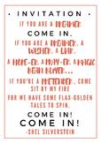 Invitation Poster