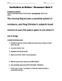 Invitation to Notice / Grammar Quiz 2