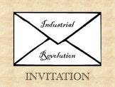 Invitation to the Industrial Revolution