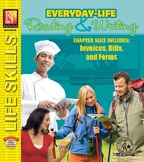 Everyday-Life Reading & Writing Practice: Invoices, Bills, & Forms