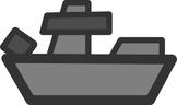 Ionic Battleship Board with Polyatomic Ions