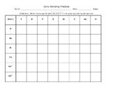 Ionic Bonding Criss-Cross Practice