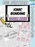 Ionic Bonding Activity Worksheet Doodle Notes