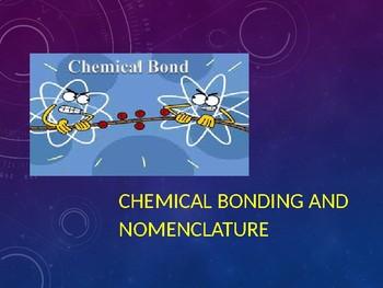 Ionic Bonding using binary, polyatomic, metallic and naming acids PowerPoint