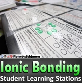 Ionic Bonding and Ionic Compound Student Learning Stations