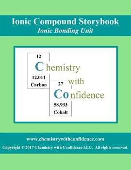 Ionic Compound Storybook