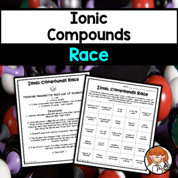 Ionic Compounds Race