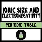 Ionic Size and Electronegativity Trends