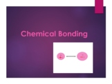 Ionic and Covalent Bonding (Chemical Bonding) Powerpoint