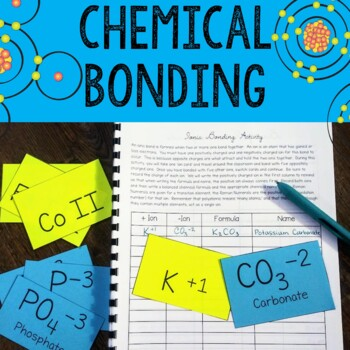 a student covalent bonding Bonding basics 2010 describe and demonstrate how a covalent bond forms 4 the covalent bonds are the most difficult for students to visualize so you may.