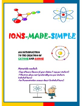 Ions-Made-Simple