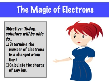 Ions - The Magic of Electrons Powerpoint