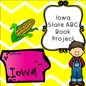 Iowa ABC Book Research Project