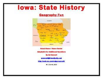 Iowa Board Game