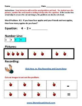 K - Iowa  - Common Core -  Operations and Algebraic Thinking