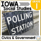 Iowa Grade 1 Social Studies Inquiry: Civics and Government