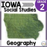 Iowa Grade 2 Social Studies Inquiry: Geography