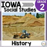 Iowa Grade 2 Social Studies Inquiry: History