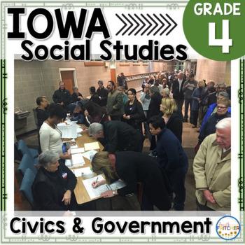 Iowa Grade 4 Social Studies Inquiry: Civics and Government