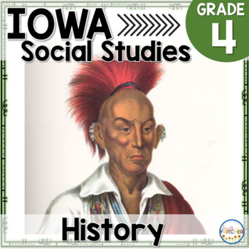 Iowa Grade 4 Social Studies Inquiry: History