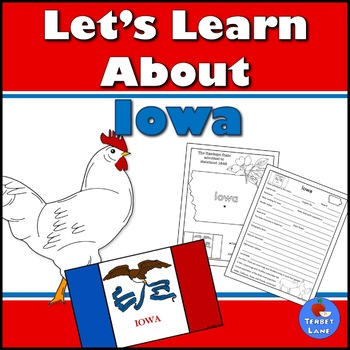 Iowa History and Symbols Unit Study