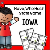 Iowa I Have, Who Has Game