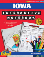 Iowa Interactive Notebook: A Hands-On Approach to Learning About Our State!