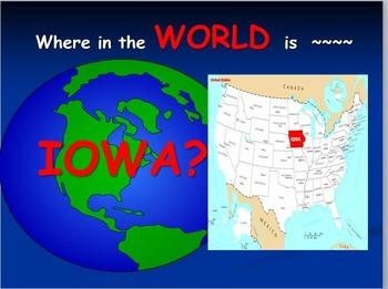 Iowa: Learn all about Iowa
