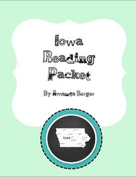 Iowa Reading Packet