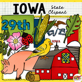 Iowa State Clip Art