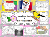 Iowa State Study and Bulletin Board Set