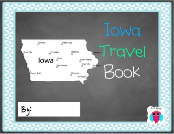 Iowa Travel Journal