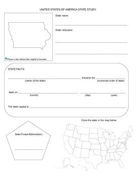 Iowa state study