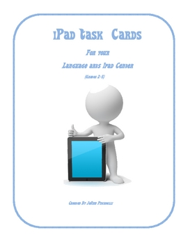 Ipad Center Task Cards