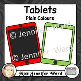 Tablets Clipart Set 1
