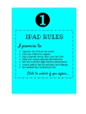 Ipad Rules & Numbers