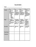 Ipad StoryKit App Assignment Rubric