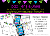 Ipad Tens & Ones Center ENGLISH