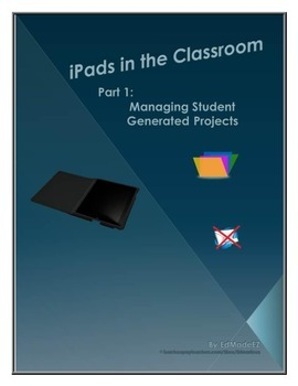 Ipads in the Classroom: Managing Student Generated Projects