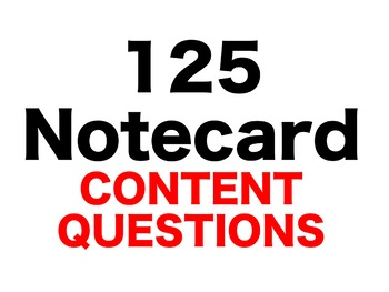 Iqbal 125 Content Questions Whiteboard Game