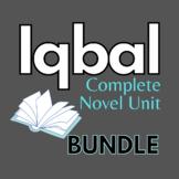 Iqbal Novel Study Complete Unit: Quizzes, Vocabulary, Discussion, Final Project+