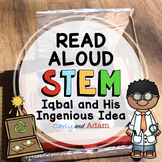 Build a Solar Oven STEM: Iqbal and His Ingenious Idea Read