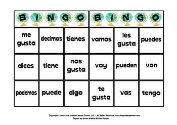 Ir Spanish Verb MagnetMat Fun
