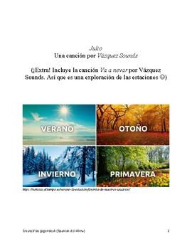 Vázquez Sounds Songs & Extended Lesson