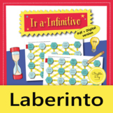 Ir a + Infinitivo – Maze Practice Activity with Digital Version, Spanish
