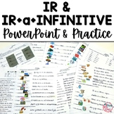Ir and Ir + a + Infinitive PowerPoint and Practice
