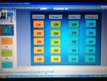Ira Says Goodbye Comprehension Questions Jeopardy PowerPoint