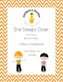 Ira Sleeps Over Book Companion (Color Unit Orange)