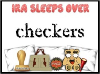 Ira Sleeps Over - Curriculum Packet
